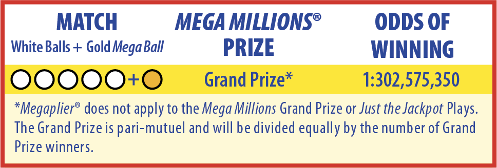 Mega millions texas prizes for students
