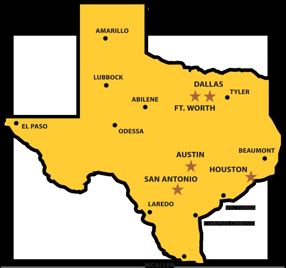 Map El Paso Texas Texas Lottery | Claim Center Locations
