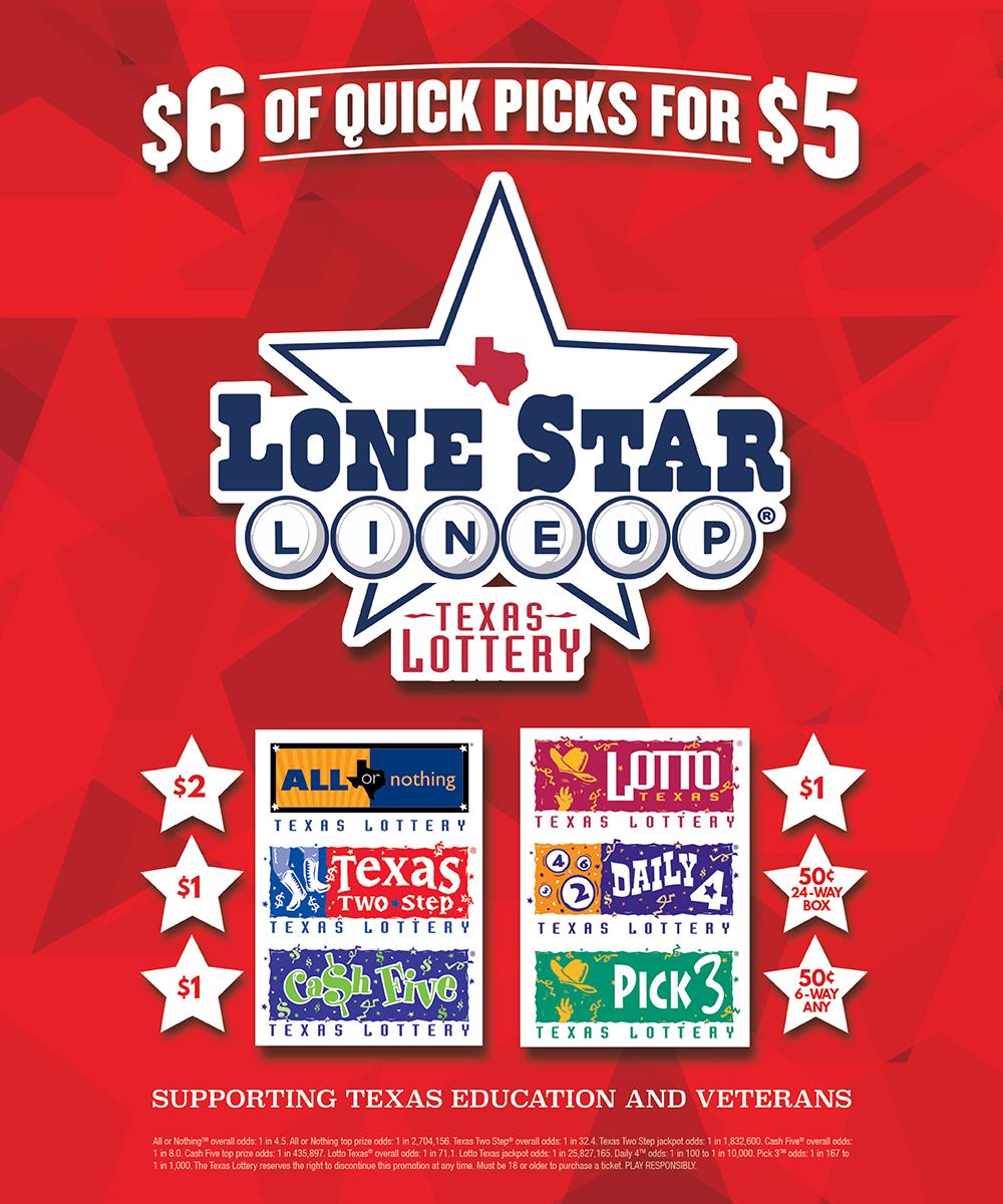 Lone Star Lineup