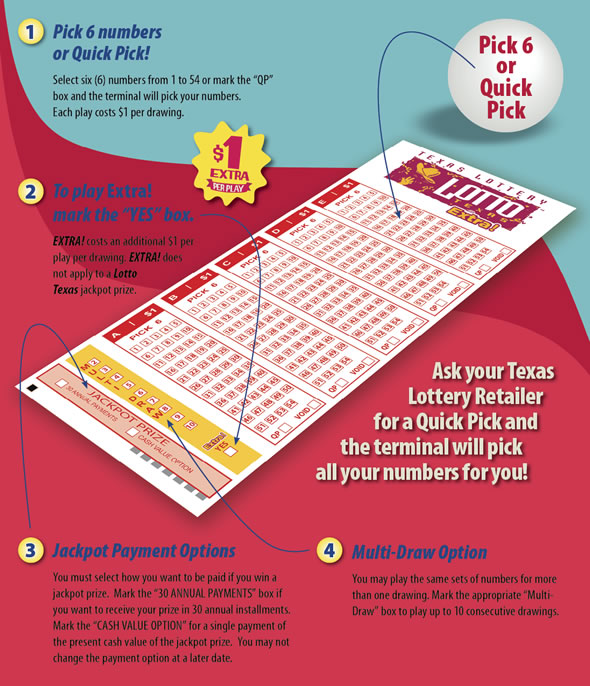 all or nothing texas lottery payouts pick