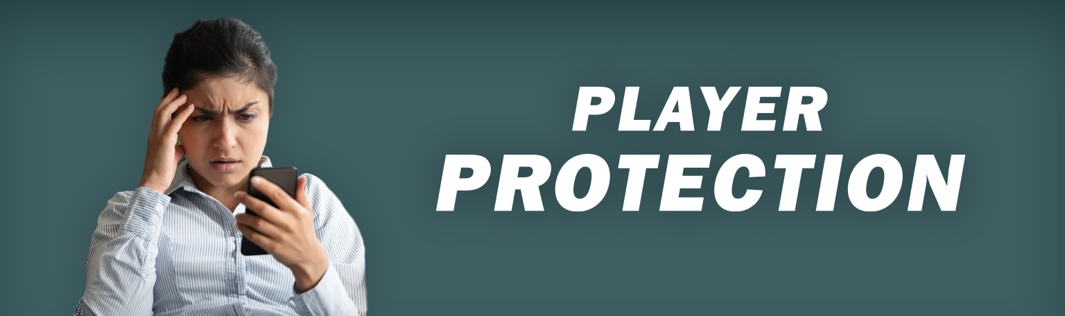 Player Protection banner