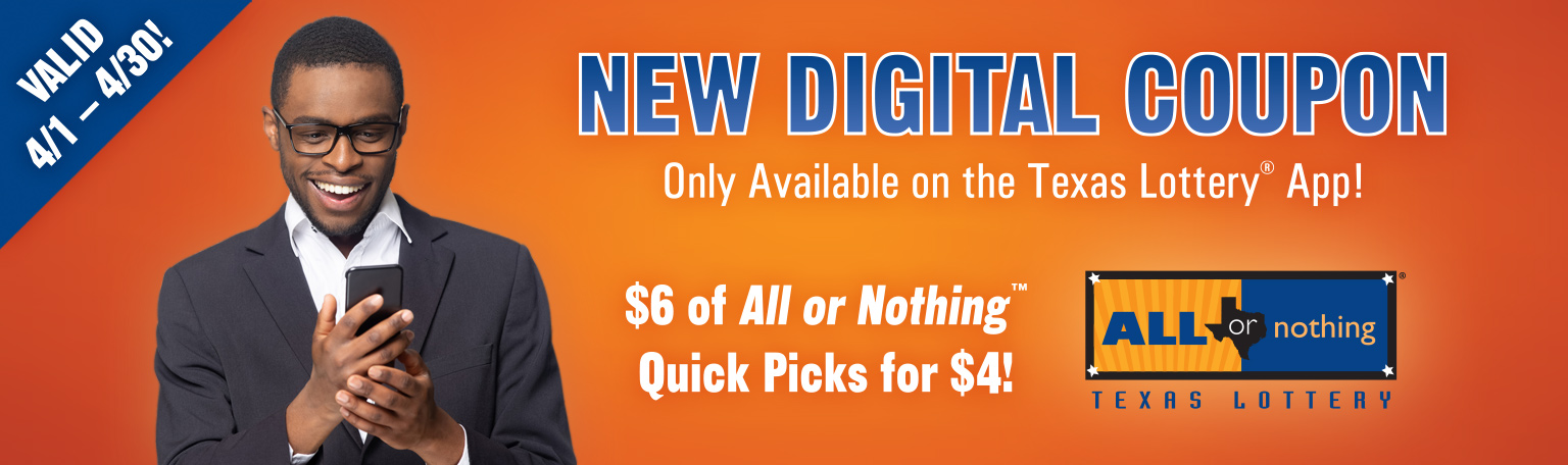 All or Nothing Digital Coupon